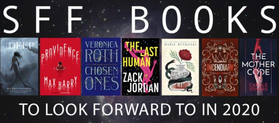 12 new sci-fi and fantasy books to look forward to in 2020